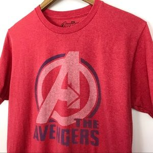 Marvel The Avengers Shirt Size Medium